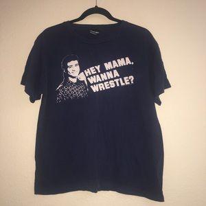 Men's ripple junction T-shirt